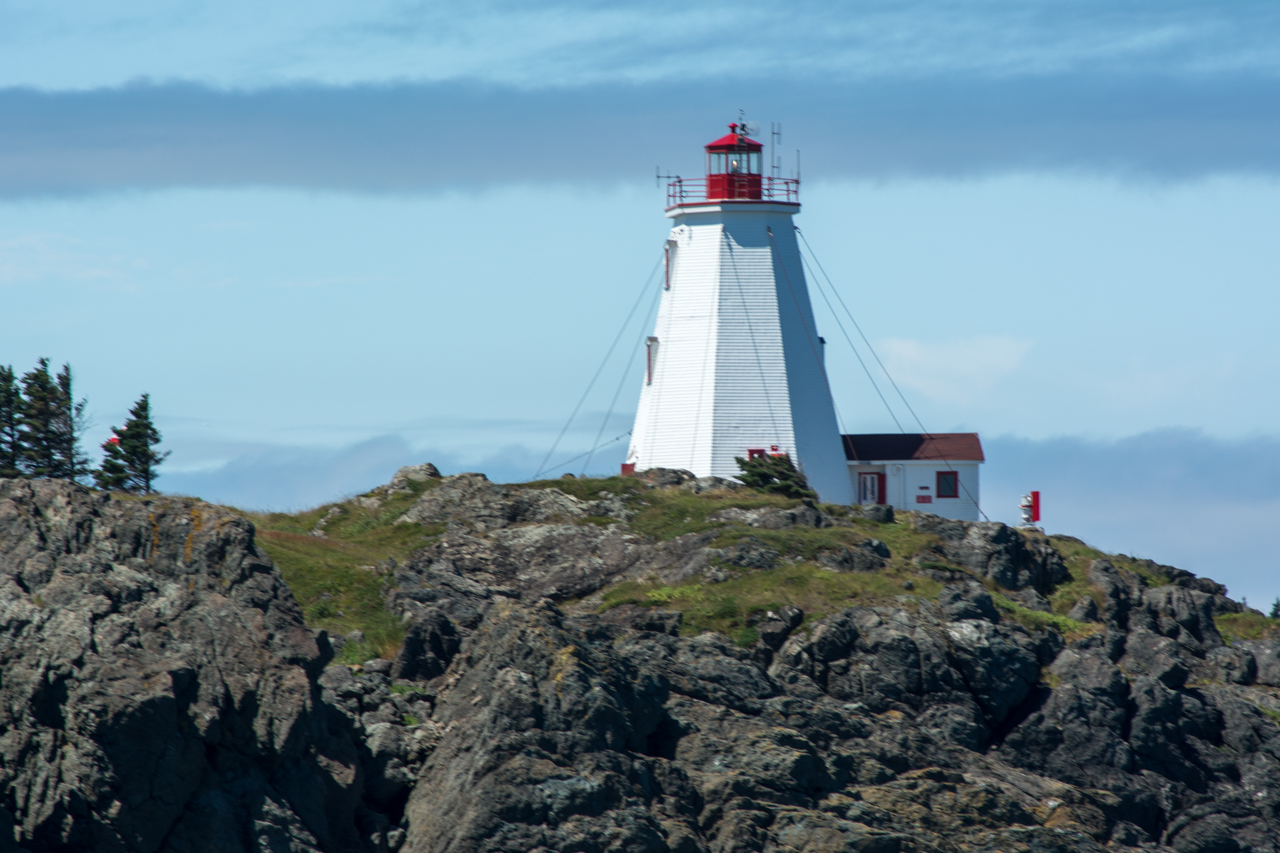 Swallowtail Lighthouse - Grand Manan Island