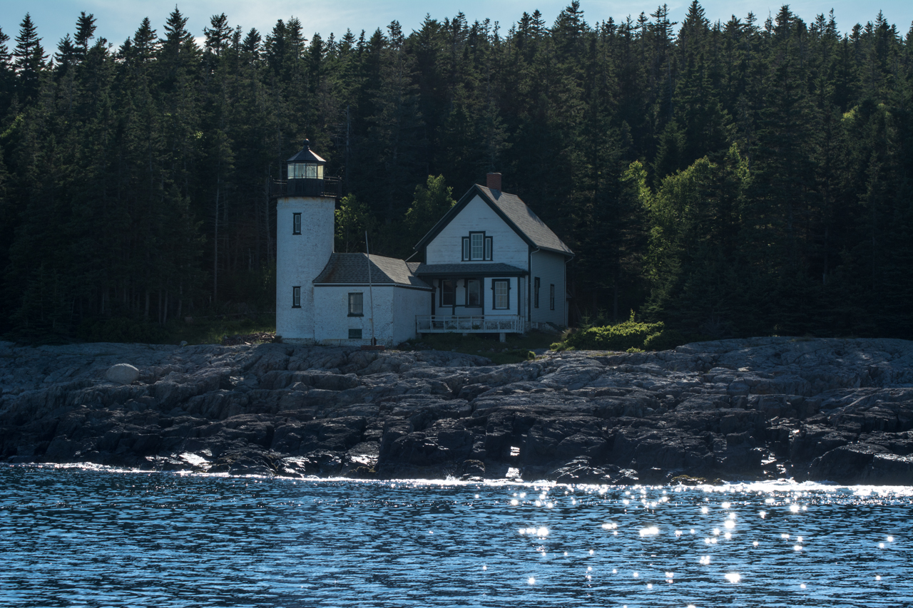 Narraguagus (Pond Island) Lighthouse